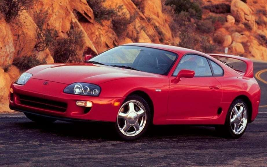 Toyota confirms the return of the Supra picture #8