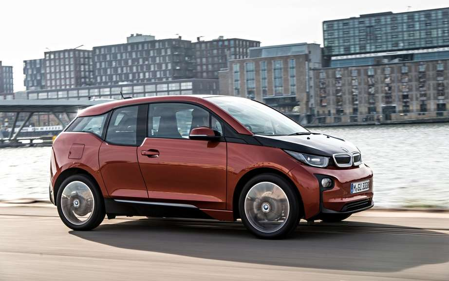 BMW i3 series unveiled in New York, London and Beijing picture #2