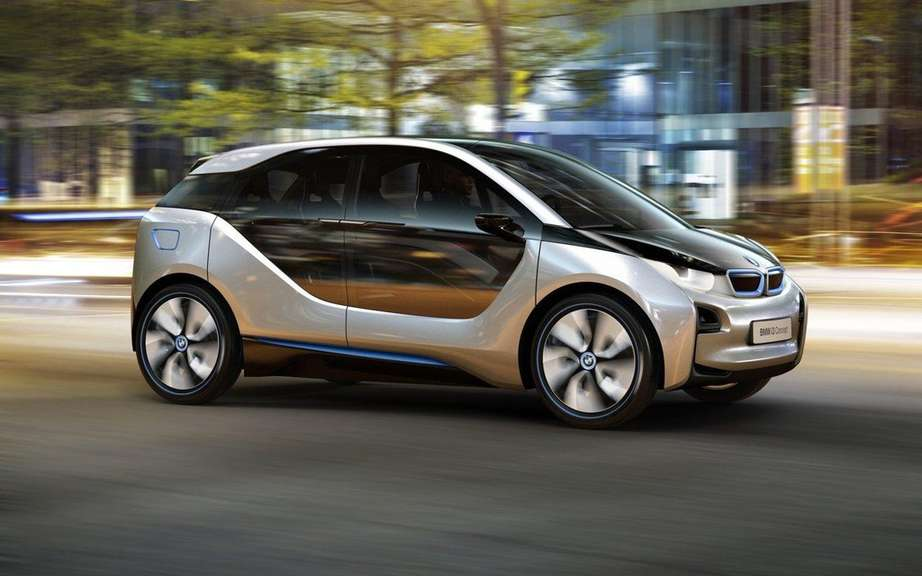 BMW i3 series unveiled in New York, London and Beijing picture #5