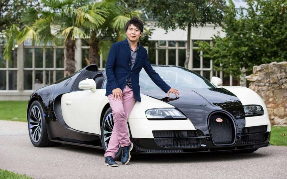 Bugatti Veyron Grand Sport Speed ​​tribute to Jean-Pierre Wimille picture #5