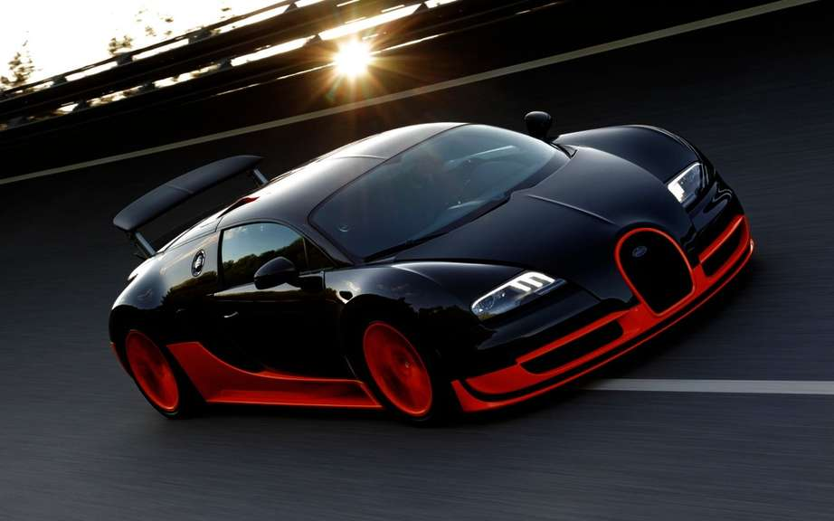 Bugatti Veyron Grand Sport Speed ​​tribute to Jean-Pierre Wimille picture #6