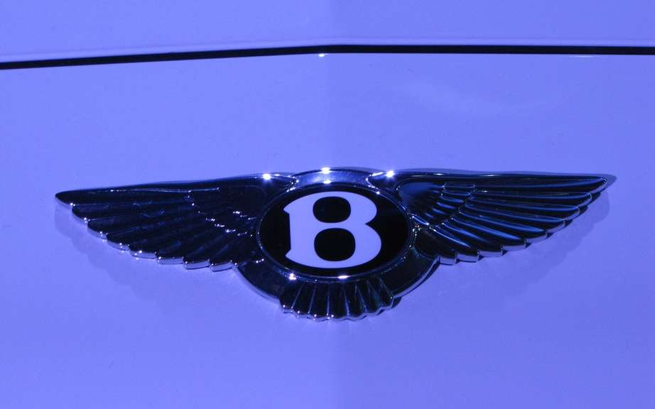 Bentley at the Montreal Temple of the Flying Spur picture #11