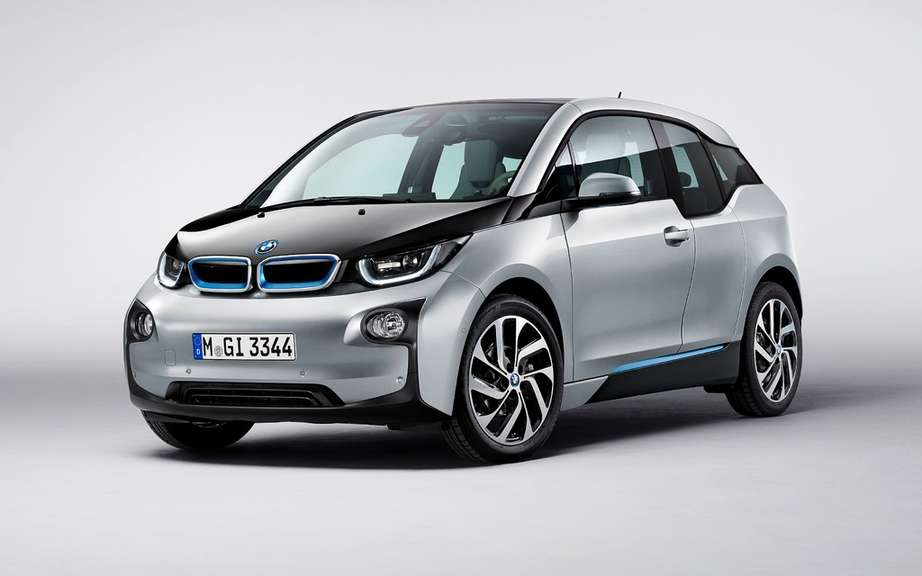 BMW i3 series unveiled in New York, London and Beijing picture #12