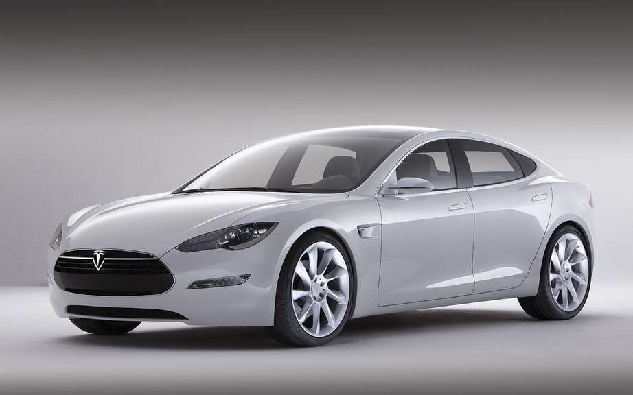 Tesla Model S Lengthens wheelbase to the Chinese market? picture #3