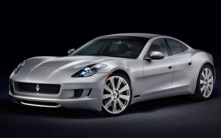 Chinese automaker BAIC interested Fisker picture #2