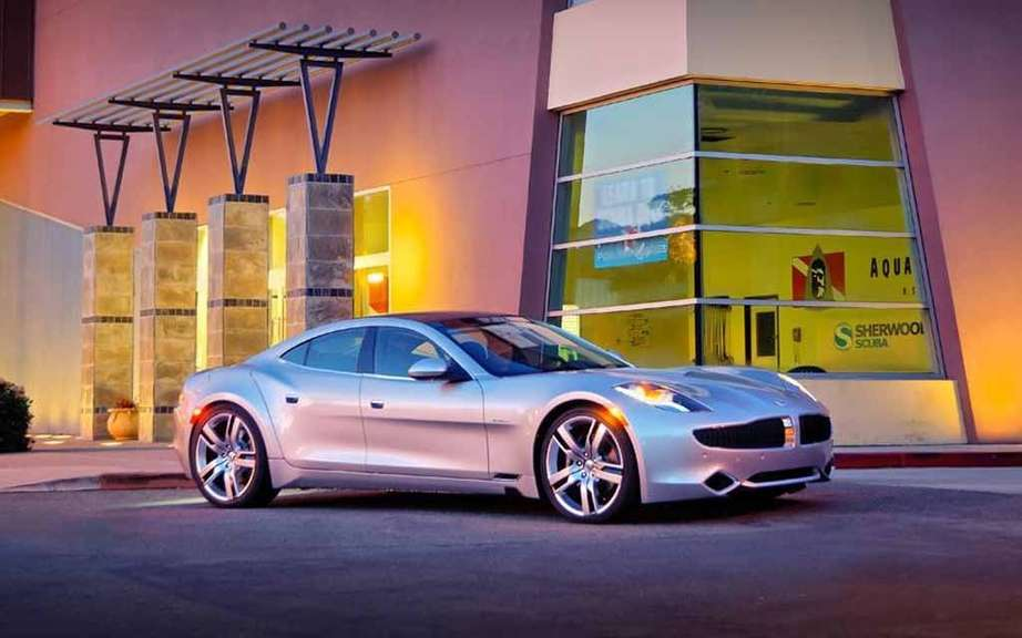 Chinese automaker BAIC interested Fisker picture #3