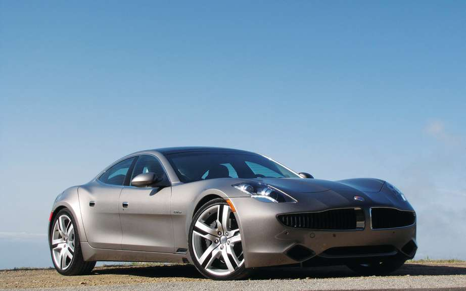 Chinese automaker BAIC interested Fisker picture #4