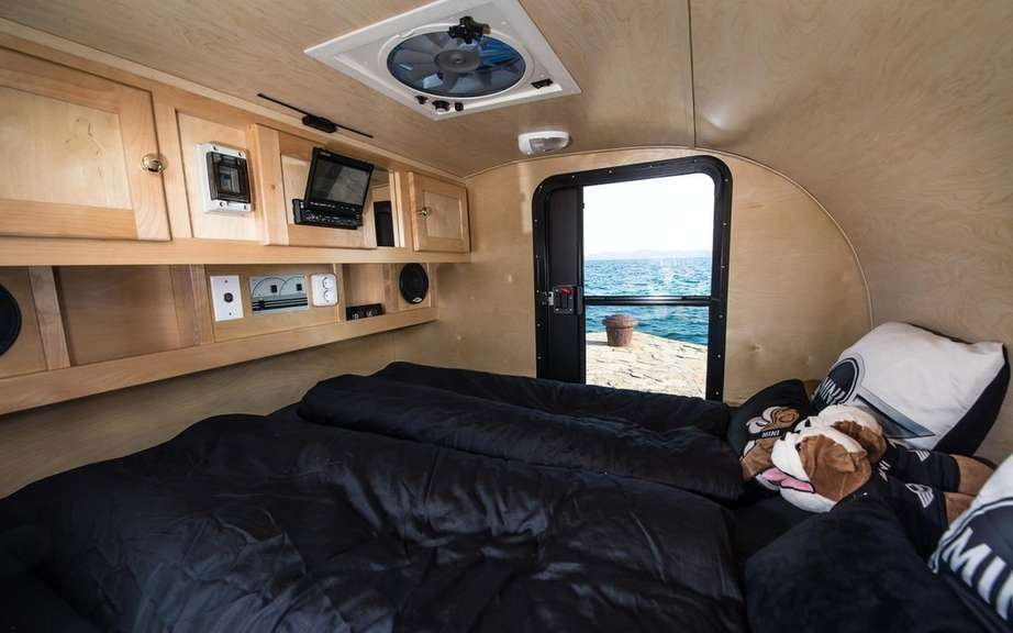 "Mini unveils its concepts ""Getaway"" for camping picture #10"