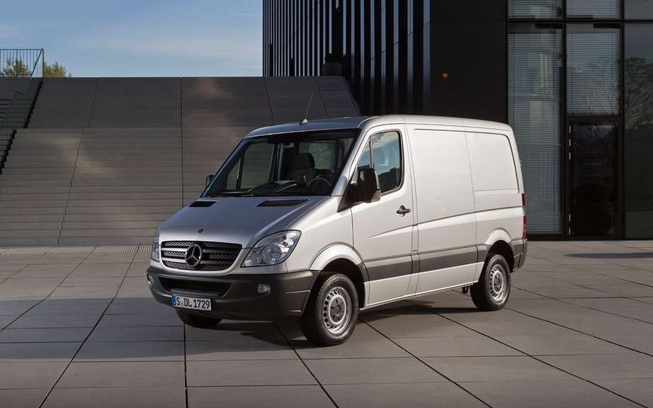 The Mercedes-Benz Sprinter Continued make reference to Figure