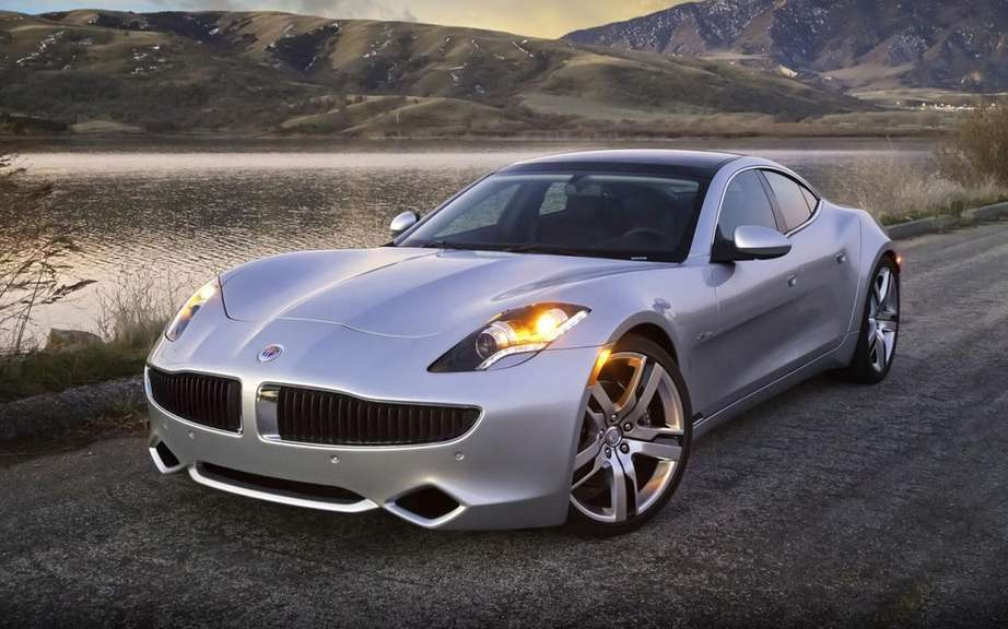 Chinese automaker BAIC interested Fisker picture #5