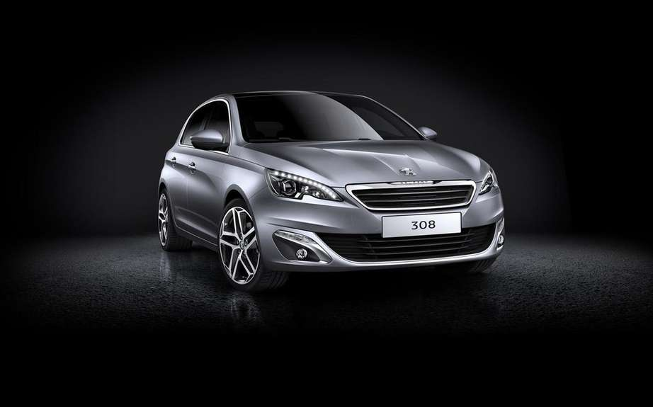Peugeot 308: direct competitor to the Golf on European markets picture #2