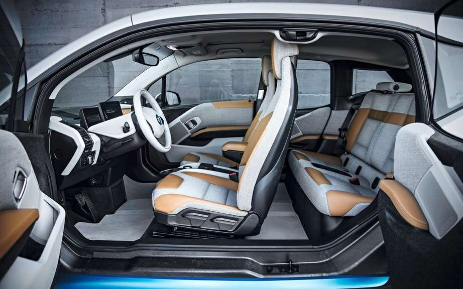 BMW i3 series unveiled in New York, London and Beijing picture #14