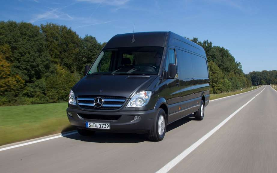 The Mercedes-Benz Sprinter Continued make reference to Figure picture #2