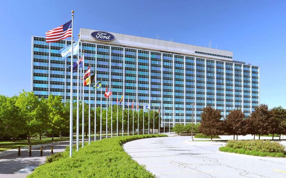 Ford is reported about about higher than expected profits for the second quarter icts picture #4