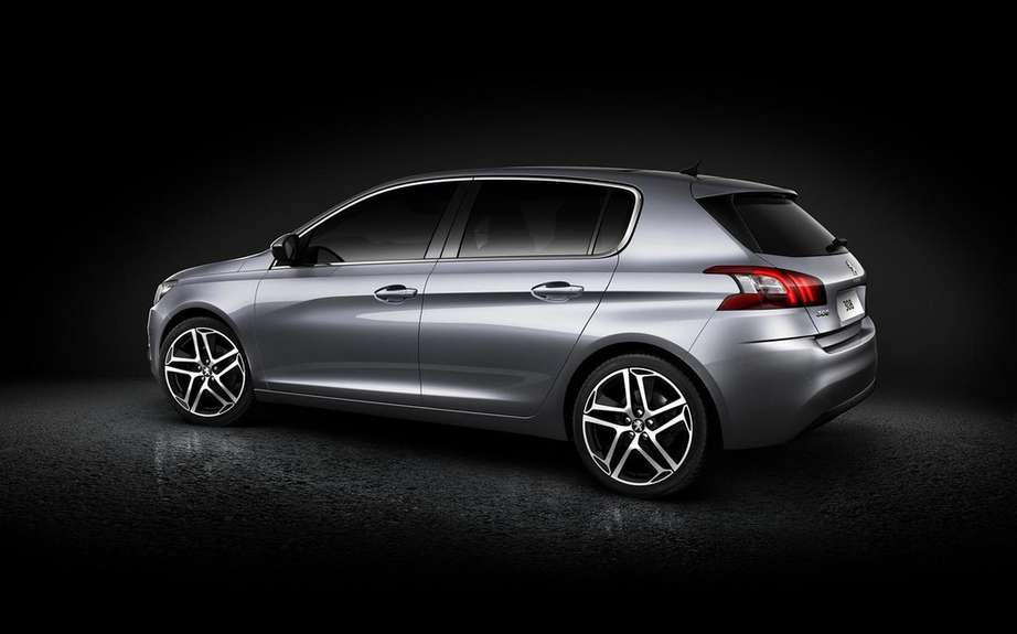 Peugeot 308: direct competitor to the Golf on European markets picture #3