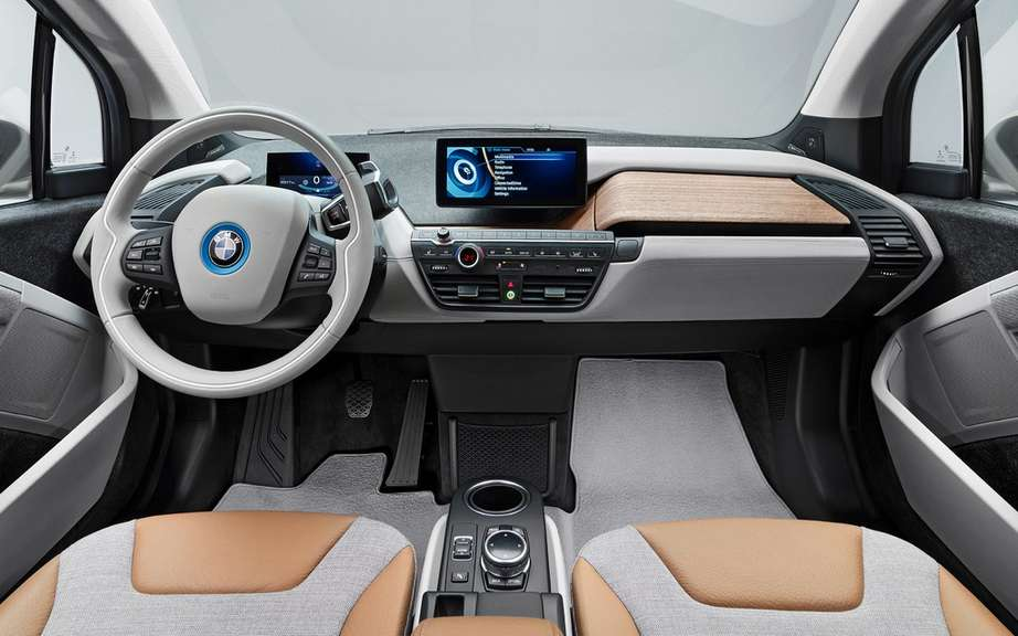 BMW i3 series unveiled in New York, London and Beijing picture #15