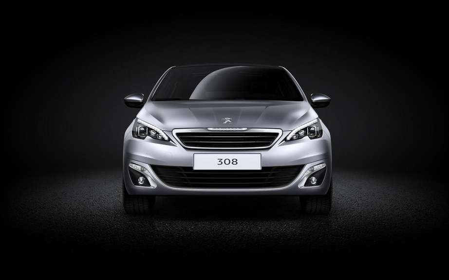 Peugeot 308: direct competitor to the Golf on European markets picture #4