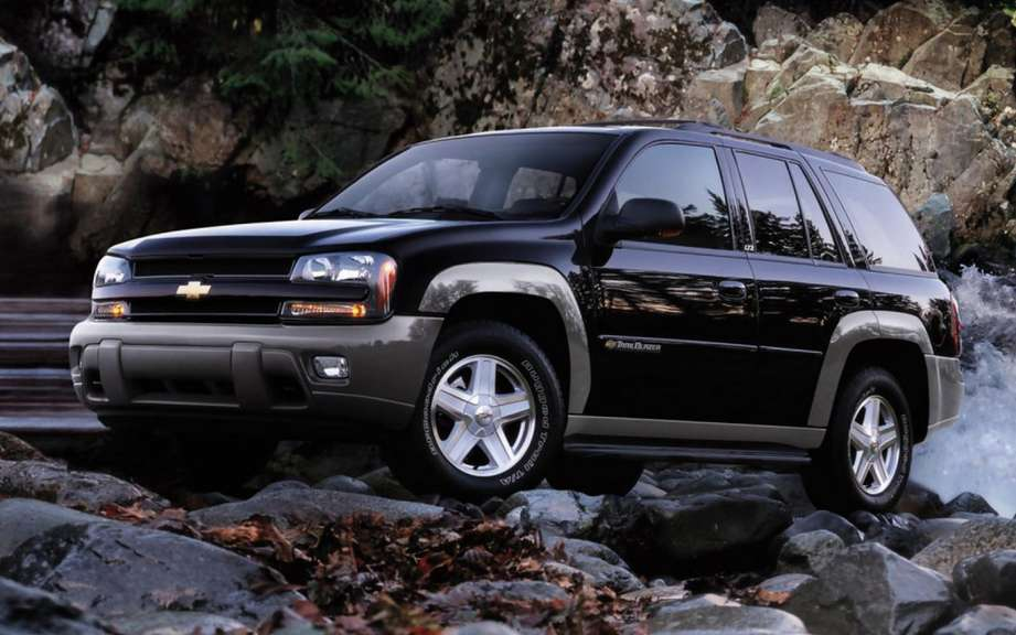 GM announces recall of 193,000 SUVs
