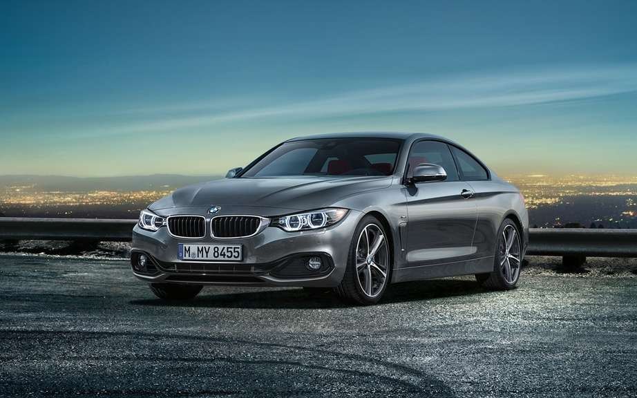 BMW Serie 4 cut: the official unveiling