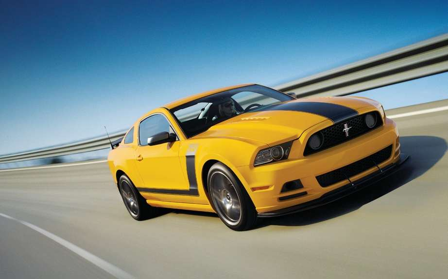 "Ford Mustang: 3000 appearances in the film ""Need for Speed"" picture #5"