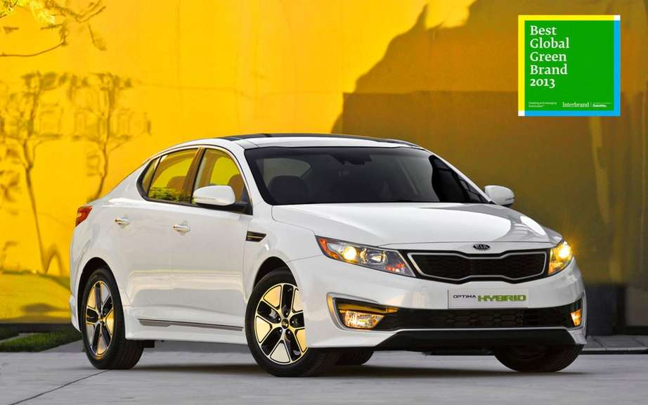 Kia Motors is carving out a place Among the 50 Most ecological brands picture #4