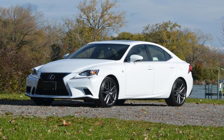 Lexus remains the most reliable brand in the U.S.