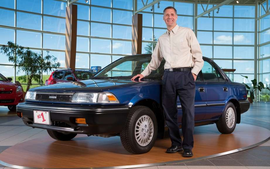 Toyota Canada celebrates 25 years of Producing icts of Corolla picture #5
