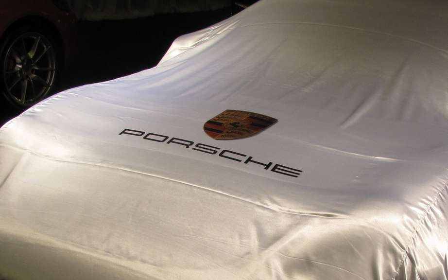 Porsche Canada Establishes a new sales record in May