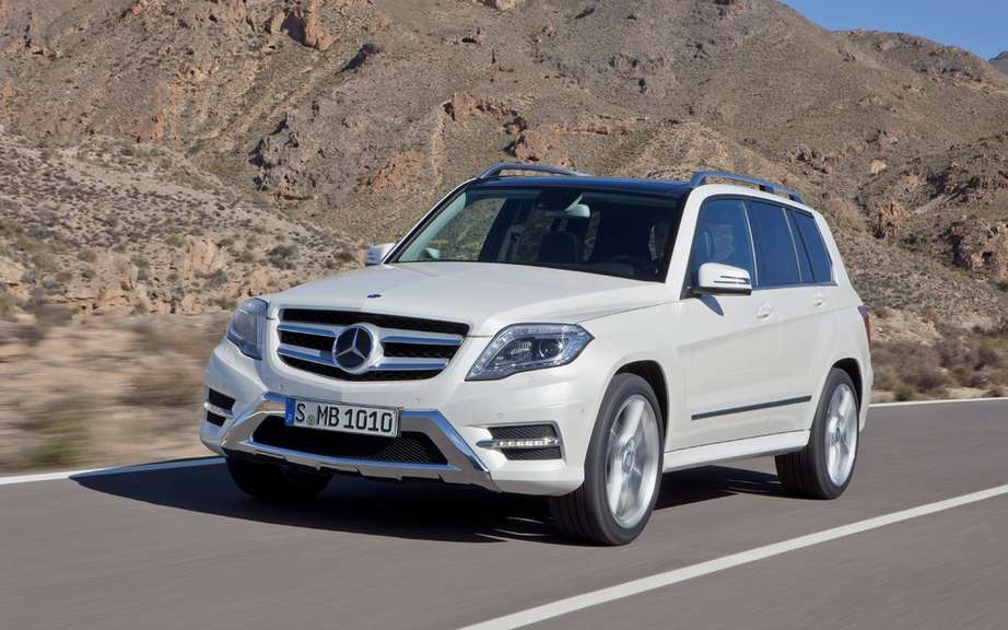 Mercedes-Benz Canada reports strong sales in May picture #2