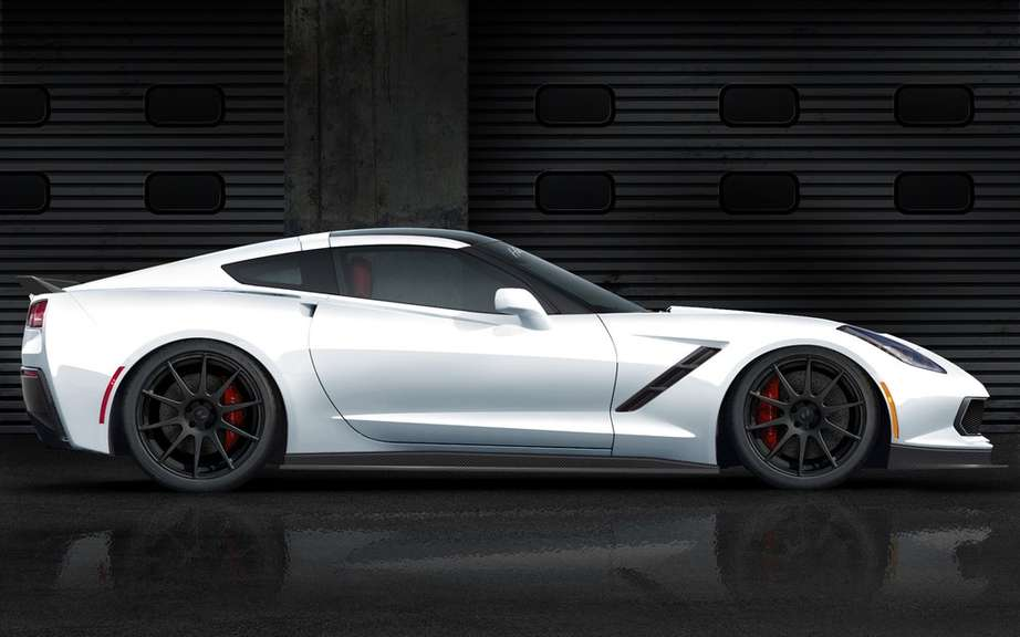 Hennessey unveils His personal versions of the Corvette Stingray picture #2