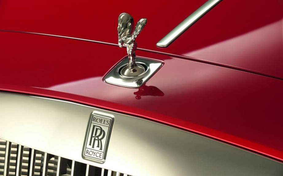 Rolls Royce HAS always hesitated to offer an SUV picture #2