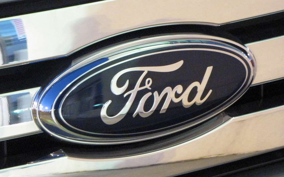Ford sales up 0.5 percent for the month of May