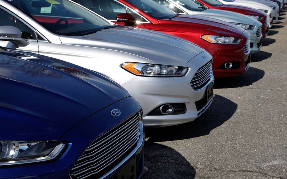 Ford sales up 0.5 percent for the month of May picture #2