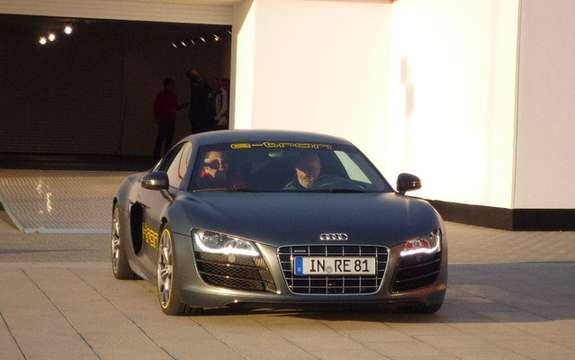 Audi R8 e-tron: Eventually It Will not be Produced picture #3