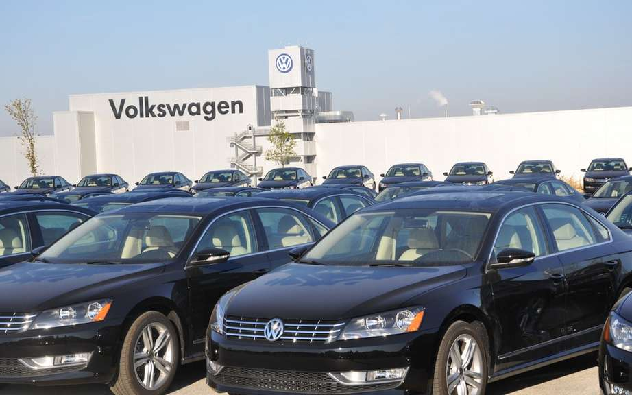 No union has an American Volkswagen factory picture #5