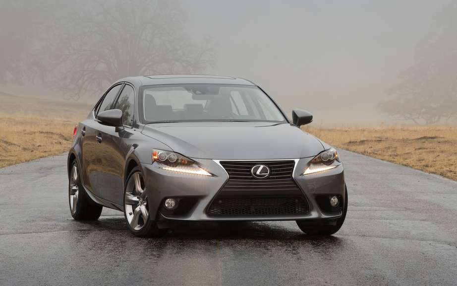 Lexus IS cut: a reality soon?