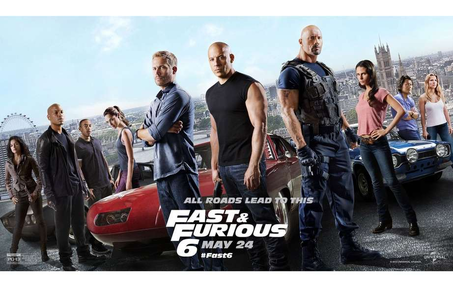 Fast & Furious 6: The fastest box office