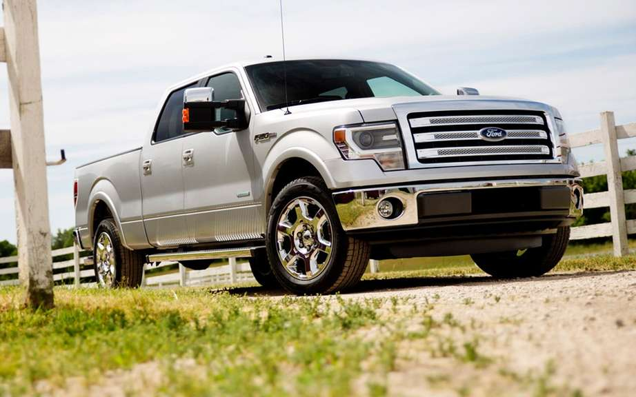 USA: survey of Authorities on the Ford F 150
