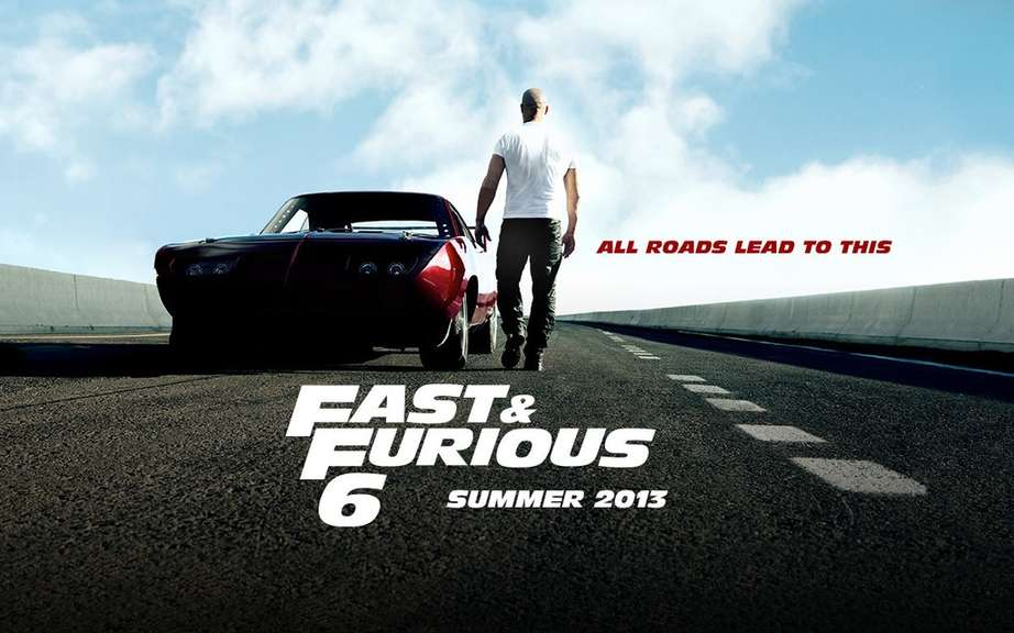Fast & Furious 6: The fastest box office picture #2