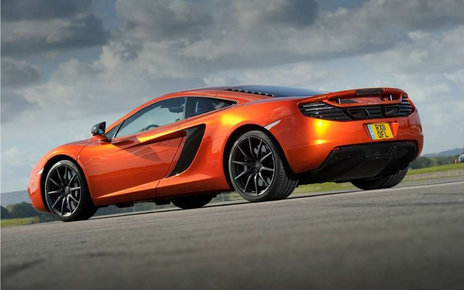 McLaren 12C Cup 50 and 50 12C Spider Announced picture #3