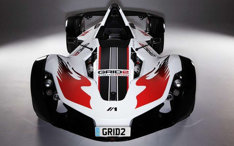 "Grid2 a special edition for ""only"" $ 180,000 picture #3"