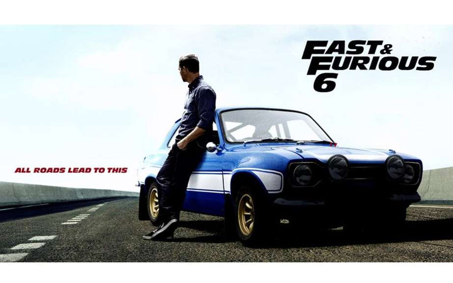 Fast & Furious 6: The fastest box office picture #3