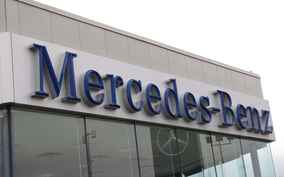 Mercedes-Benz dealerships across Canada offer Yokohama tires