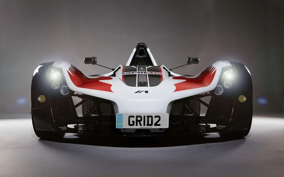 "Grid2 a special edition for ""only"" $ 180,000 picture #4"