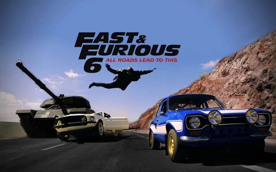 Fast & Furious 6: The fastest box office picture #4