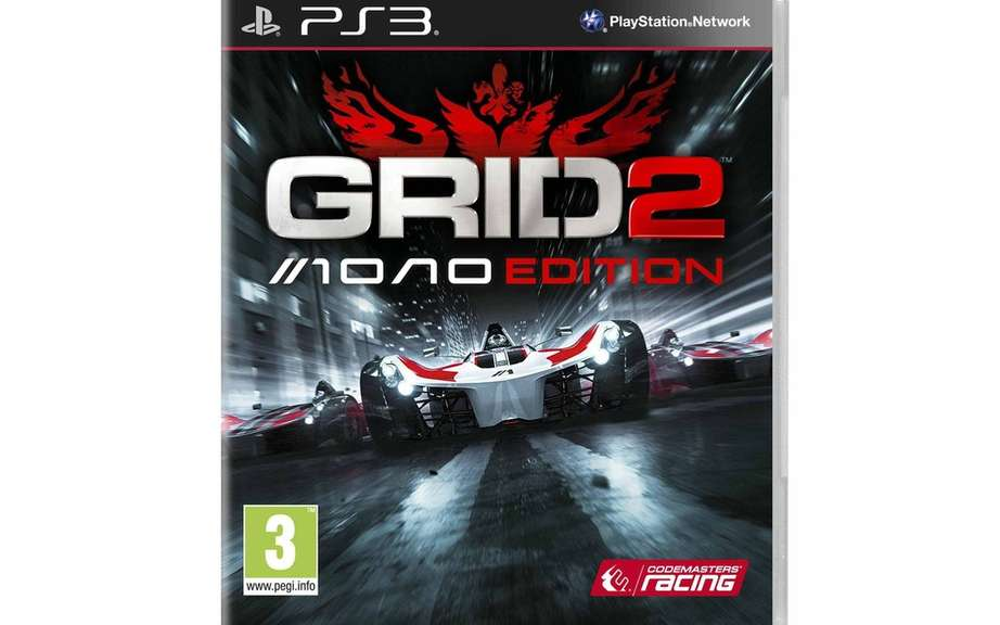 "Grid2 a special edition for ""only"" $ 180,000 picture #5"