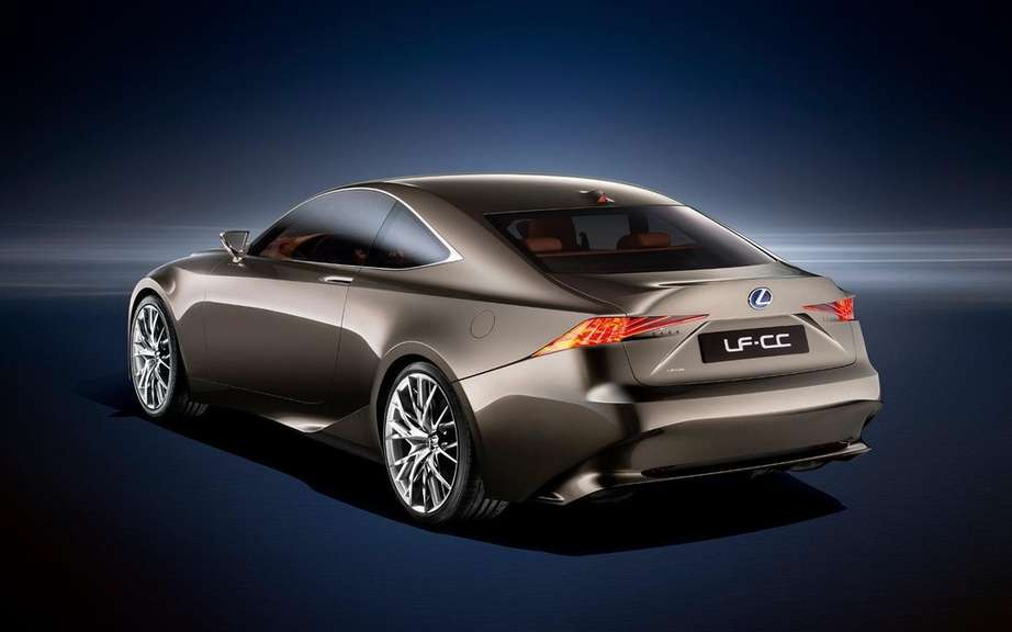 Lexus IS cut: a reality soon? picture #5