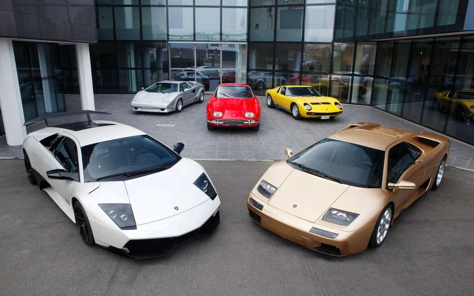Great Lamborghini Giro: a huge success!