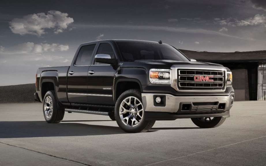 GMC Sierra 2014 Regular Cab tunnel picture #3