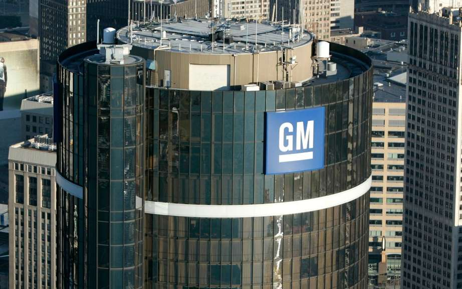 The title of the GM EXCEEDS $ 33 for the first time in more than two years